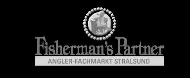 Logo Fisherma´s Partner Stralsund SW |Designbock