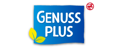 Logo Genuss Plus Designbock