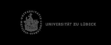 Logo Universität Lübeck Robotics SW | Designbock